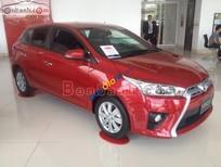 Bán xe ô tô Toyota Yaris 1.3AT đời 2016, màu đỏ, xe nhập