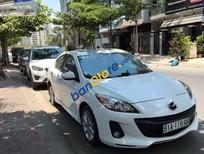 Cần bán Mazda 3 AT năm 2013, màu trắng số tự động, giá 620tr