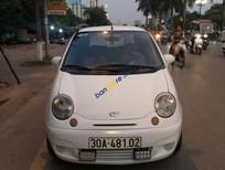 Bán ô tô Daewoo Matiz SE 2008, màu trắng, 105 triệu