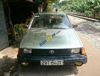 Bán ô tô Toyota Corolla đời 1987, màu bạc, nhập khẩu nguyên chiếc