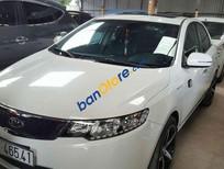 Bán Kia Forte 1.6AT sản xuất 2013, màu trắng