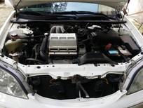 Cần bán xe Toyota Camry đời 2003, màu trắng