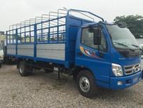 Bán Thaco OLLIN 700B 2016, màu xanh lam, nhập khẩu chính hãng, giá 449tr