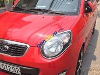 Xe cũ Kia Morning Sport đời 2010, màu đỏ còn mới