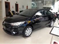 Bán Toyota Vios J đời 2016, màu đen, giá 570tr, LH ngay để được tư vấn và hỗ trợ tận tình nhất Mr. Hạnh 0911468888