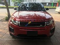 Bán LandRover Range Rover evoque đời 2016, màu đỏ, nhập khẩu nguyên chiếc