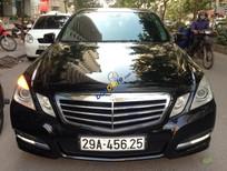 Bán ô tô Mercedes E250 đời 2011, màu đen