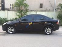 Bán Ford Focus 1.8 MT 2010, màu đen chính chủ, 355tr