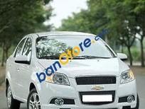 Chevrolet Hà Thành bán Chevrolet Aveo LTZ 1.5 AT đời 2016, màu trắng