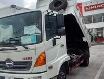 Bán ô tô Hino 300 Series 2016, dòng xe WU342 - JD3  màu trắng, nhập khẩu giá 530tr.
