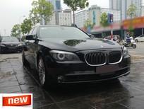 Cần bán lại xe BMW 7 Series 750LI 2010, màu đen, xe nhập