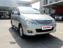 Toyota Cầu Diễn bán Innova G 2011 màu bạc