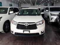 Cần bán Toyota Highlander LE 2.7 2016, màu trắng, nhập khẩu nguyên chiếc