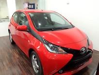 Cần bán xe Toyota Aygo đời 2016, màu đỏ, nhập khẩu
