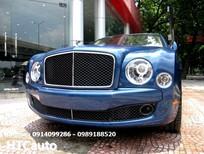 Bán xe Bentley Mulsanse Speed 2016, màu xanh