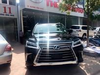 Cần bán xe Lexus LX 570 năm 2016, màu đen, nhập khẩu