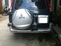 Xe Mitsubishi Jolie 2.0 đời 2005, màu xanh bánh treo, phun xăng điện tử