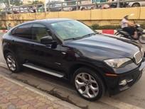 Bán BMW X6 2009, 3.0 Xdrive màu đen, nhập khẩu