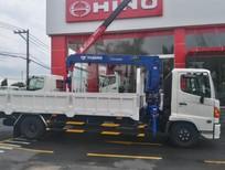 Cần bán xe Hino FC Xe Cẩu 2016, nhập khẩu, giá chỉ 800 triệu