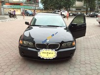 Cần bán xe BMW 3 Series 318i đời 2002, màu đen, nhập khẩu chính hãng, giá tốt