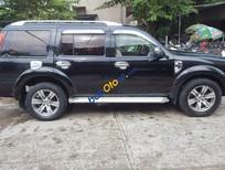 Cần bán xe Ford Everest AT đời 2009, màu đen