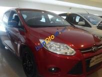 Cần bán xe Ford Focus 1.6 AT đời 2012, màu đỏ