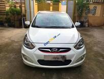 Bán Hyundai Accent 1.4AT năm 2011, màu trắng, nhập khẩu, giá chỉ 465 triệu