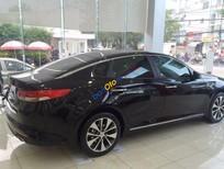 Bán ô tô Kia Optima GAT năm 2016, màu đen, 915 triệu