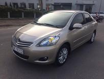 Cần bán xe Toyota Vios 1.5 E năm 2010 chính chủ mầu vàng cát