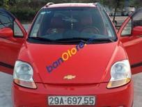 Bán Chevrolet Spark MT đời 2009, màu đỏ, 153tr