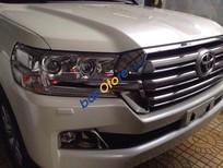 Cần bán Toyota Land Cruiser năm 2016, màu trắng, nhập khẩu