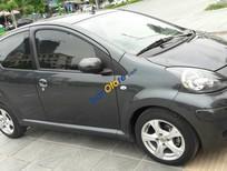 Cần bán gấp Toyota Aygo năm 2011, màu xám, nhập khẩu chính hãng, giá chỉ 380 triệu