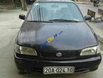 Cần bán Toyota Corolla 1.3 đời 2001, màu đen, giá 106tr