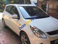 Cần bán Hyundai i20 AT đời 2012, màu trắng, giá chỉ 460 triệu