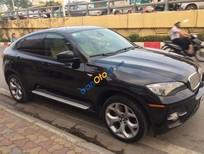 Bán xe BMW X6 sản xuất 2009, màu đen, nhập khẩu nguyên chiếc