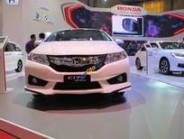 Cần bán Honda City 1.5 CVT Modulo 2016, màu trắng, mới 100%