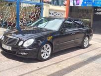 Bán xe Mercedes E200 Kompressor Avantgarde đời 2008, màu đen, nhập khẩu