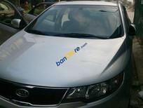 Cần bán xe Kia Forte SLI năm 2009, màu bạc