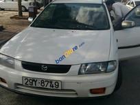Bán Mazda 323 đời 2001, màu trắng