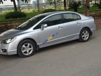 Cần bán xe Honda Civic 1.8 AT 2011, màu bạc