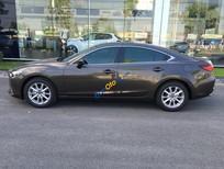 Bán Mazda 6 2.5 đời 2016, màu vàng giá tốt tại Vĩnh Phúc, Yên Bái, Tuyên Quang... LH 0973.920.338