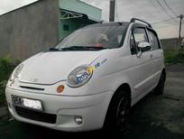 Cần bán gấp Daewoo Matiz Se đời 2004, màu trắng chính chủ, giá tốt