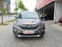 Cần bán lại xe Honda CR V 2.4AT năm 2015, màu xám