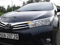 Bán Toyota Corolla altis 1.8G năm 2015, màu đen chính chủ
