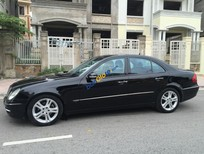 Cần bán gấp Mercedes E200 đời 2007, màu đen, nhập khẩu nguyên chiếc, 546tr