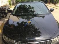 Bán xe cũ Kia Forte Sli đời 2009, màu đen, nhập khẩu nguyên chiếc số tự động