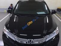 Bán xe Honda City 1.5 MT sản xuất 2016, màu đen, giá tốt