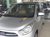 Cần bán Hyundai Eon năm 2013, màu bạc