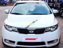 Bán xe Kia Forte SX 1.6AT đời 2013, màu trắng, giá tốt, 33.700km, mâm đẹp