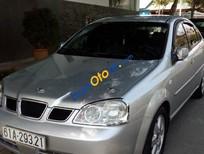Cần bán lại xe Daewoo Lacetti MT năm 2005 số sàn, 255 triệu